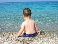 Masuri de protectie a copilului la plaja