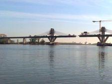Podul peste Dunare dintre Calafat si Vidin va fi finalizat in ianuarie 2013