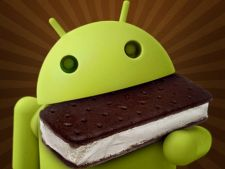 Ice Cream Sandwich a atins 10% din totalul gadgeturilor Android