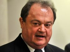 Vasile Blaga ar putea fi revocat din functia de presedinte al Senatului