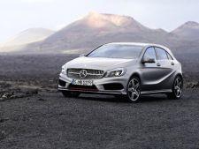 Noua generatie Mercedes Clasa A poate fi cumparata si din Romania