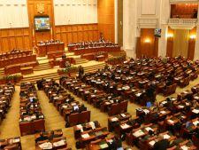 Cererea de suspendare a presedintelui Basescu va fi citita, joi, in plenul Palamentului