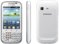 Samsung Galaxy Chat, telefon cu tastatura QWERTY si Android 4