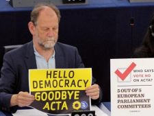 ACTA a fost respinsa in Parlamentul European