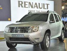 Dusterul produs de Renault s-a lansat in India