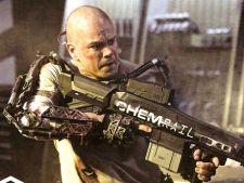Matt Damon s-a ras in cap pentru S.F.-ul