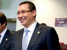 Ponta asigura partenerii externi ca Romania respecta toate standardele europene, in ciuda crizei pol