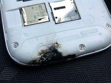 De ce a explodat Samsung Galaxy S III?