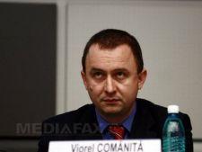 Viorel Comanita, fostul sef al Vamilor, a fost retinut de DNA