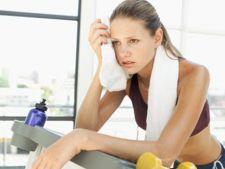 Cum este parul afectat de transpiratie