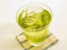 Ceaiul verde rece, o bautura de vara care previne cancerul