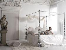 Idei decorative pentru un dormitor glamour