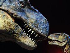 Cea mai mare expozitie de dinozauri robotizati, in marime naturala la Bucuresti