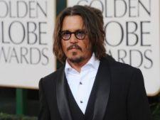 Johnny Depp va juca intr-un episod din serialul de animatie