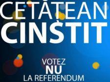 Iata sloganurile si bannerele lui Basescu in campania pentru referendum!
