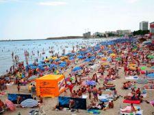 100.000 de romani au luat cu asalt litoralul