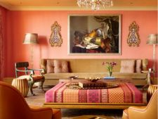 Idei de design interior in stil marocan