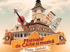 Festival de carte si muzica la Brasov