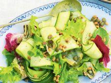 Salata de dovlecei si capere