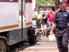 Accidentul de tramvai din Rahova, produs de o greseala umana