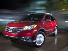Honda CV-R 2012 are probleme cu inchiderea portierelor