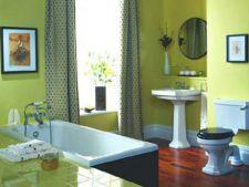 Cele mai potrivite culori pentru baie