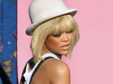 Rihanna a petrecut o noapte fierbinte alaturi de Chris Brown
