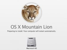 Apple lanseaza OS X 10.8 Mountain Lion