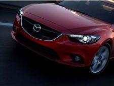 Noul Mazda 6 Sedan va fi prezentat in premiera la Salonul auto de la Moscova