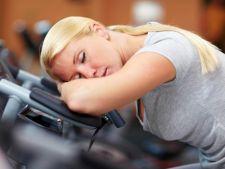 Lipsa de fier este vinovata de starile permanente de oboseala
