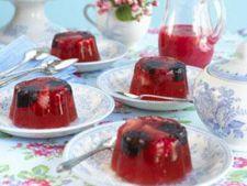 Jeleu cu fructe de padure