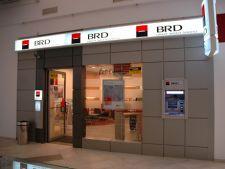 Profitul BRD a scazut de sapte ori fata de 2011