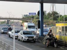 Soferii nu vor mai plati in august taxa de pod de la Fetesti-Cernavoda