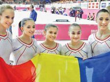 Jocurile Olimpice Londra 2012: Romania a cucerit bronzul la gimnastica in cadrul finalei pe echipe