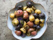 Salata frantuzeasca de cartofi