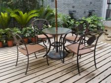 Modele de scaune de terasa