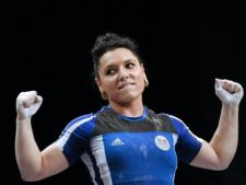 Olimpiada Londra 2012: Roxana Cocos a castigat medalia de argint la haltere