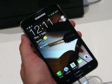 Samsung lanseaza doua Galaxy Note in luna august