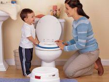 Metode prin care determini copilul sa mearga singur la baie