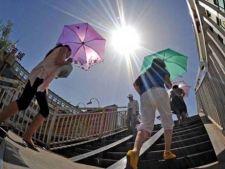 Meteo: Vremea ramane caniculara in prima parte a saptamanii