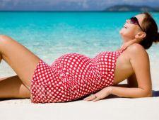 5 lucruri de care poti profita cand esti gravida vara