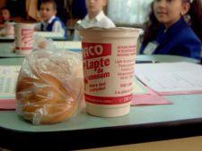 "Controale in scoli, la programul ""Cornul si lapte"".  Afla ce nereguli a gasit ANPC!"