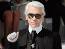 Karl Lagerfeld marturiseste ca a devenit designer in mod accidental