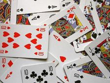 Whist-ul romanesc - jocul cu cartile pe frunte
