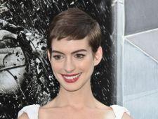Barack Obama si-a declarat admiratia pentru actrita Anne Hathaway