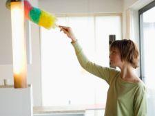 Invata sa stergi praful in mod eficient