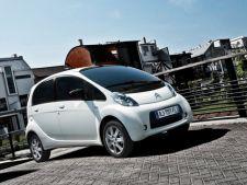 Productia modelelor electrice Citroen C-Zero si Peugeot iOn a fost oprita