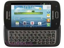 Samsung Galaxy S III primeste tastatura QWERTY: Samsung Galaxy S Blaze Q