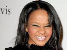 Fiica lui Whitney Houston recunoaste ca are o relatie cu