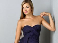 5 rochii fara bretele pentru umeri sexy
